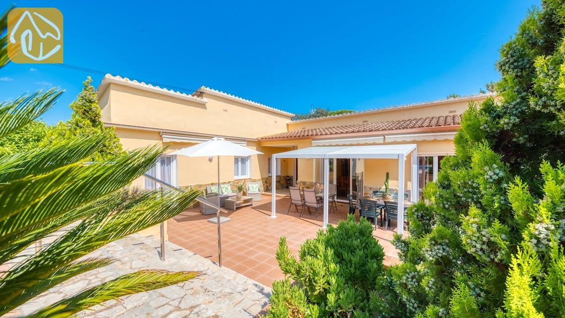 Ferienhäuser Costa Brava Spanien - Villa Miro - Eine der Aussichten