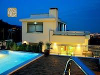 Holiday villas Costa Brava Spain - Villa Sandy - Villa outside