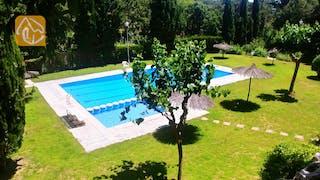 Vakantiehuizen Costa Brava Spanje - Casa Maravilla - Communal pool