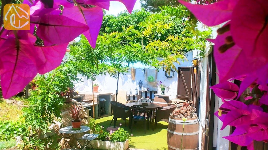 Casas de vacaciones Costa Brava España - Casa Maravilla - BBQ Area