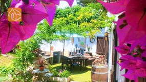 Holiday villas Costa Brava Spain - Casa Maravilla - BBQ Area