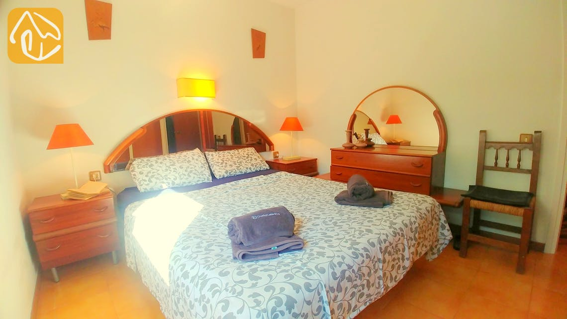Holiday villas Costa Brava Spain - Casa Maravilla - Bedroom