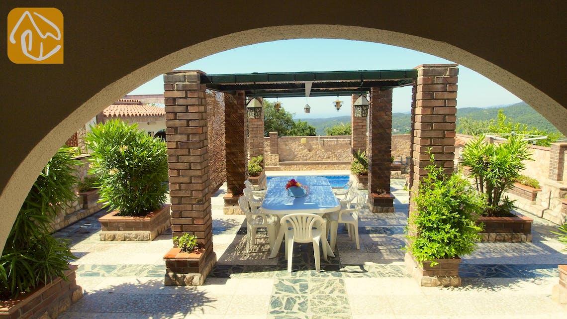 Vakantiehuizen Costa Brava Spanje - Villa Maxime - Eén van de uitzichten
