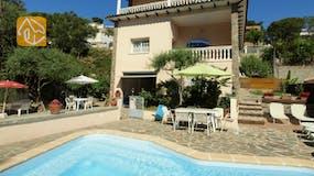 Holiday villas Costa Brava Spain - Villa Nina - Villa outside