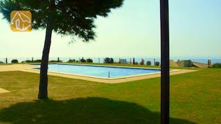 Holiday villas Costa Brava Spain - Casa Oneill - Communal pool