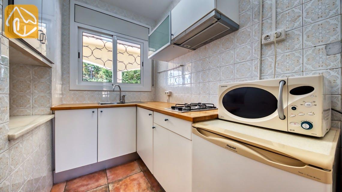 Ferienhäuser Costa Brava Spanien - Villa Madonna - Küche