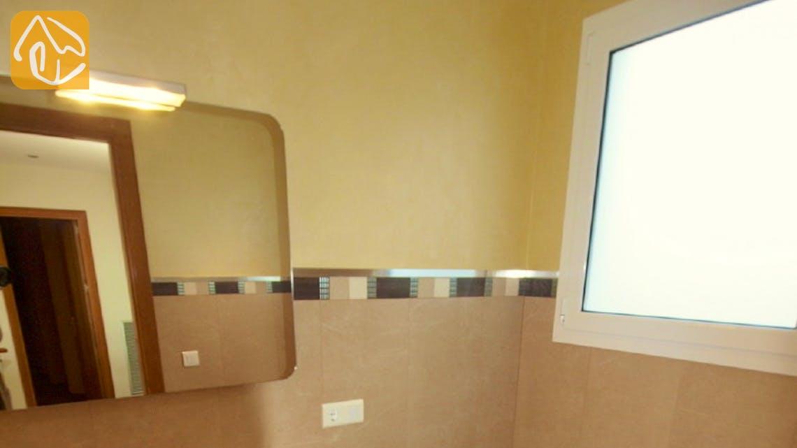 Vakantiehuizen Costa Brava Spanje - Villa Amazing - Badkamer