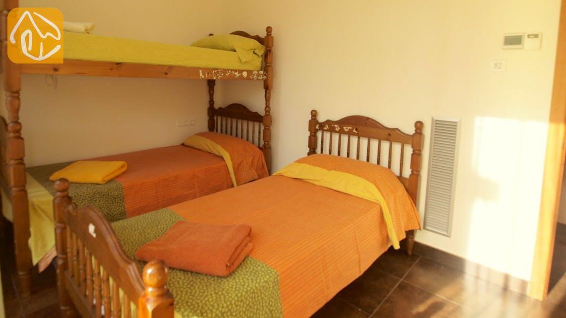 Vakantiehuizen Costa Brava Spanje - Villa Amazing - Slaapkamer