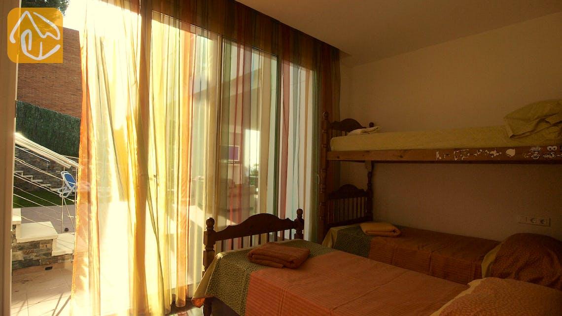 Holiday villas Costa Brava Spain - Villa Amazing - Bedroom