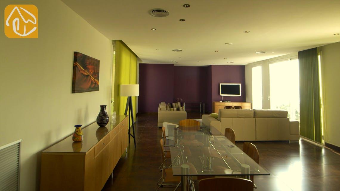 Holiday villas Costa Brava Spain - Villa Amazing - Living room