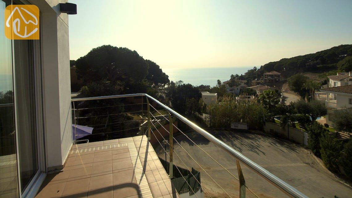 Vakantiehuizen Costa Brava Spanje - Villa Amazing - Terras