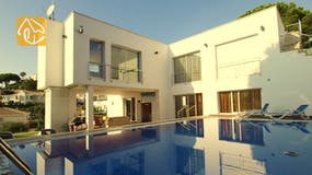 Holiday villa Spain - Villa Amazing - Villa outside