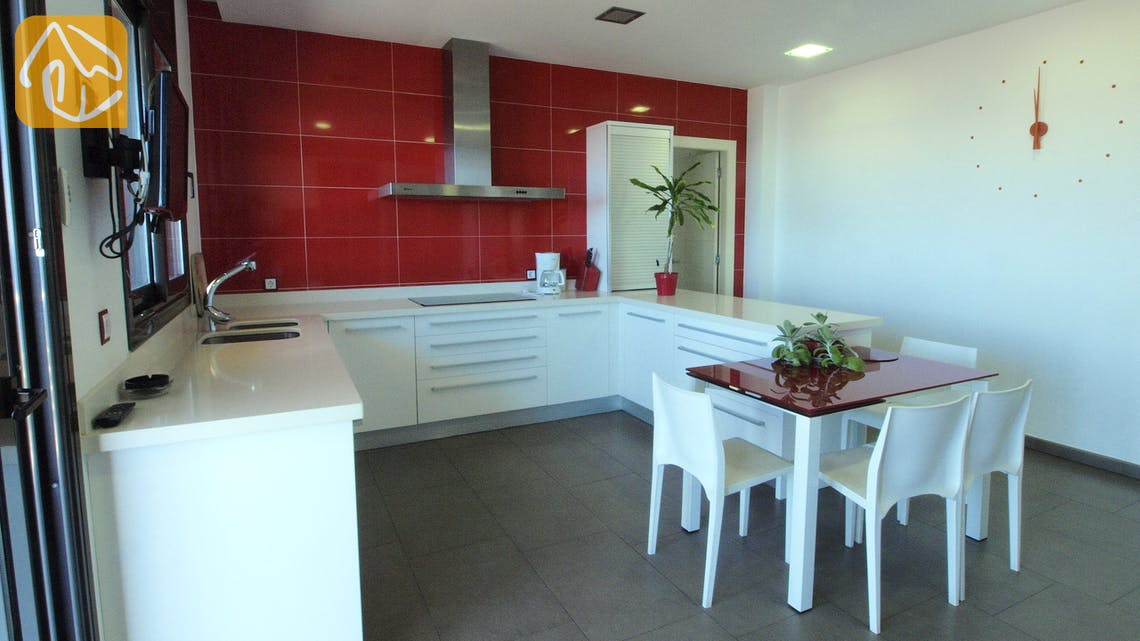 Holiday villas Costa Brava Spain - Villa Jewel - Villa outside