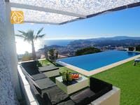 Vakantiehuizen Costa Brava Spanje - Villa Jewel - Lounge gedeelte
