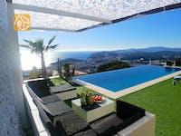 Holiday villas Costa Brava Spain - Villa Jewel - Lounge area