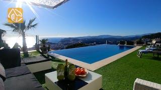 Casas de vacaciones Costa Brava España - Villa Jewel - Piscina