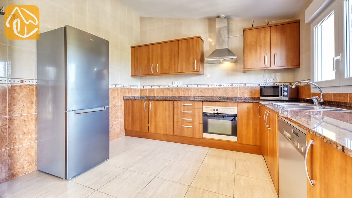 Holiday villas Costa Brava Spain - Villa Esmee - Kitchen