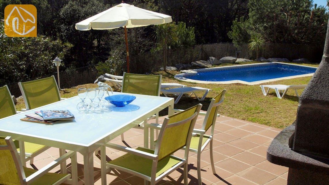 Vakantiehuizen Costa Brava Spanje - Villa Rihanna - Om de villa