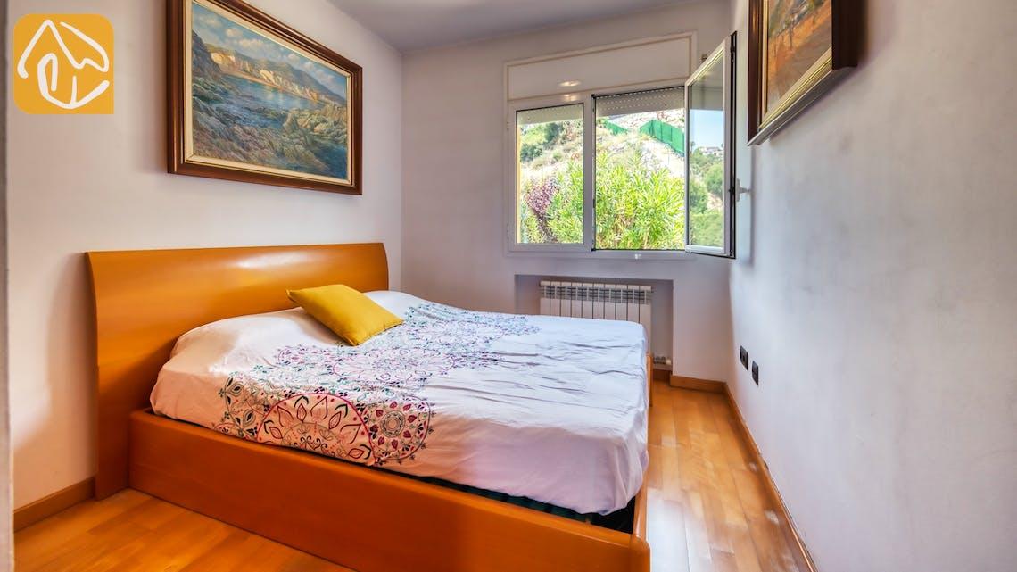 Vakantiehuizen Costa Brava Spanje - Villa Suzan - Slaapkamer