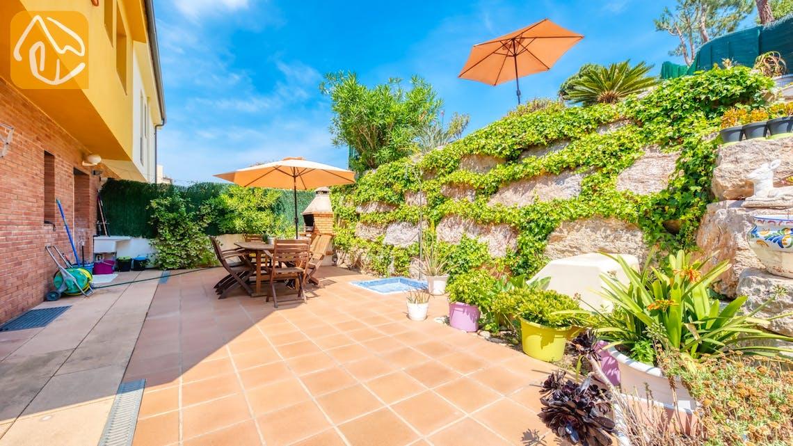 Vakantiehuizen Costa Brava Spanje - Villa Suzan - BBQ Area