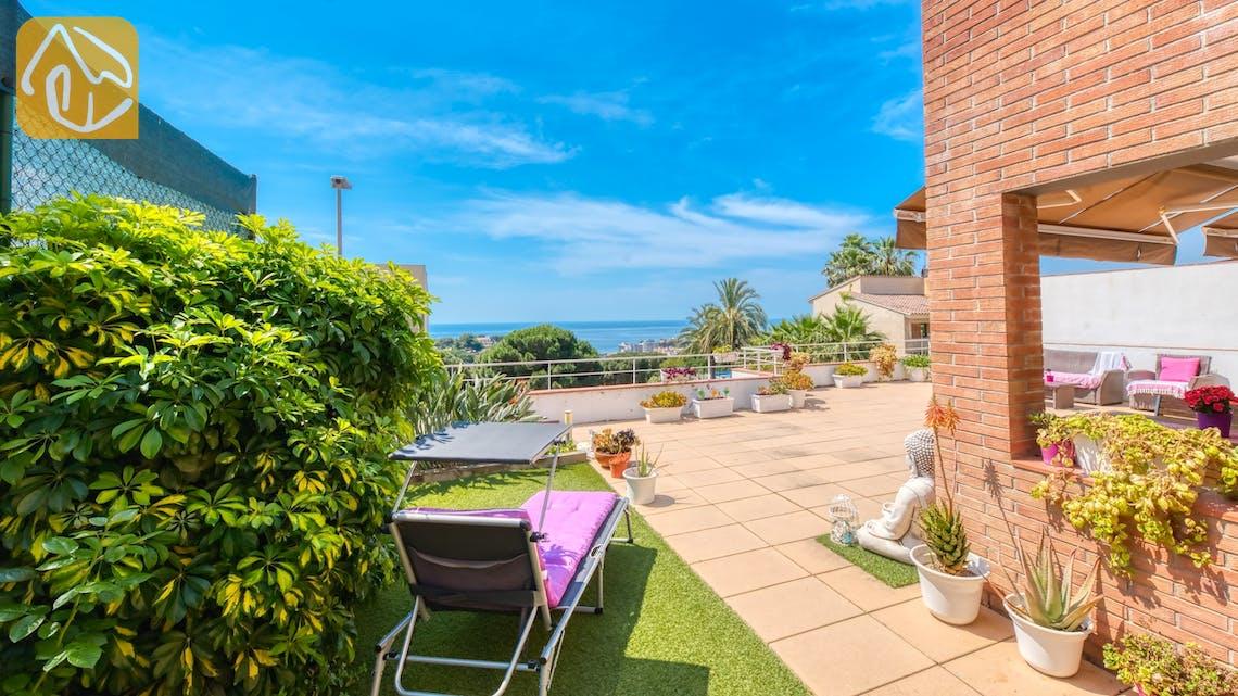 Vakantiehuizen Costa Brava Spanje - Villa Suzan - Eén van de uitzichten