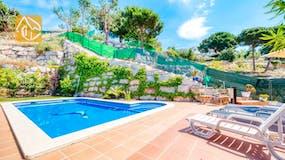 Vakantiehuis Costa Brava Spanje - Villa Suzan - Zwembad