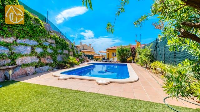 Vakantiehuizen Costa Brava Spanje - Villa Suzan - Zwembad