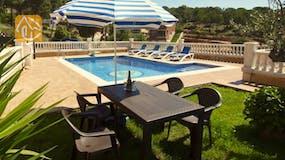 Villa de vacances Espagne - Villa Corsega - Jardin