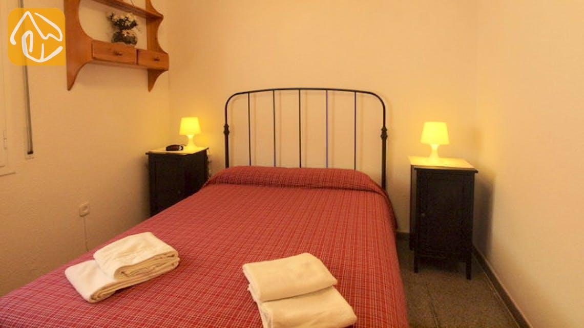 Villas de vacances Costa Brava Espagne - Villa Corsega - Jardin