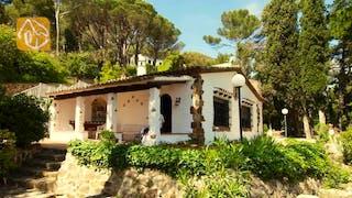 Holiday villas Costa Brava Spain - Casa La Tortuga - Casa outside