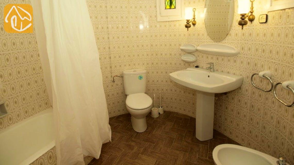 Vakantiehuizen Costa Brava Spanje - Casa La Tortuga - Om het huis