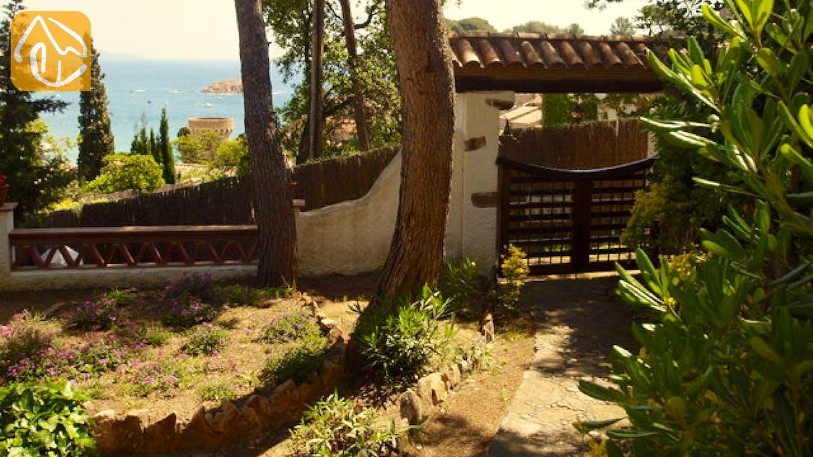 Villas de vacances Costa Brava Espagne - Casa La Tortuga - Maison dehors