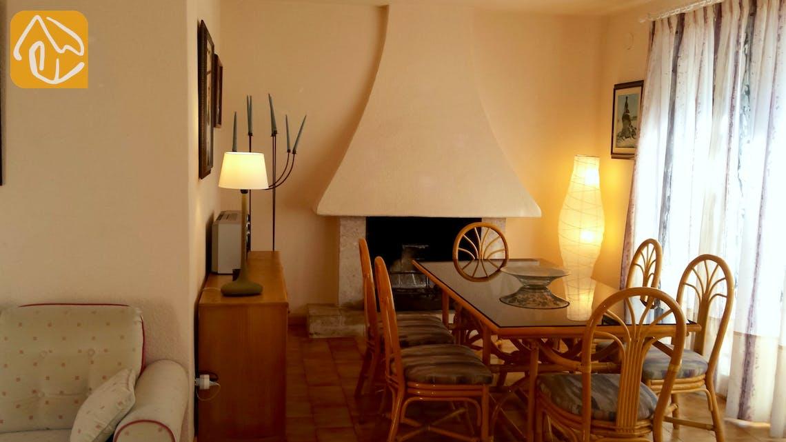 Vakantiehuizen Costa Brava Spanje - Villa Palmera - Zwembad