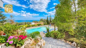 Holiday villa Costa Brava Spain - Villa Emma - Villa outside