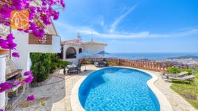 Holiday villa Spain - Villa Lazelle - Swimming pool