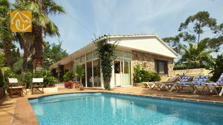 Vakantiehuizen Costa Brava Spanje - Villa Funny - Om de villa