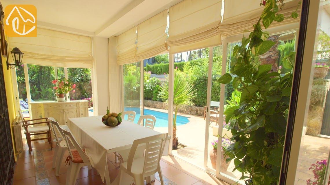 Holiday villas Costa Brava Spain - Villa Funny - Swimming pool