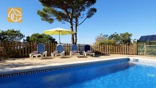 Vakantiehuizen Costa Brava Spanje - Villa Daisy - Zwembad