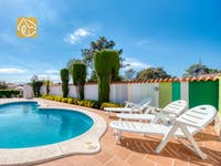 Ferienhäuser Costa Brava Spanien - Villa Elfi - Schwimmbad