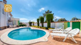 Holiday villa Spain - Villa Elfi - Swimming pool