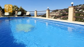 Holiday villa Costa Brava Spain - Villa Shelby - Swimming pool