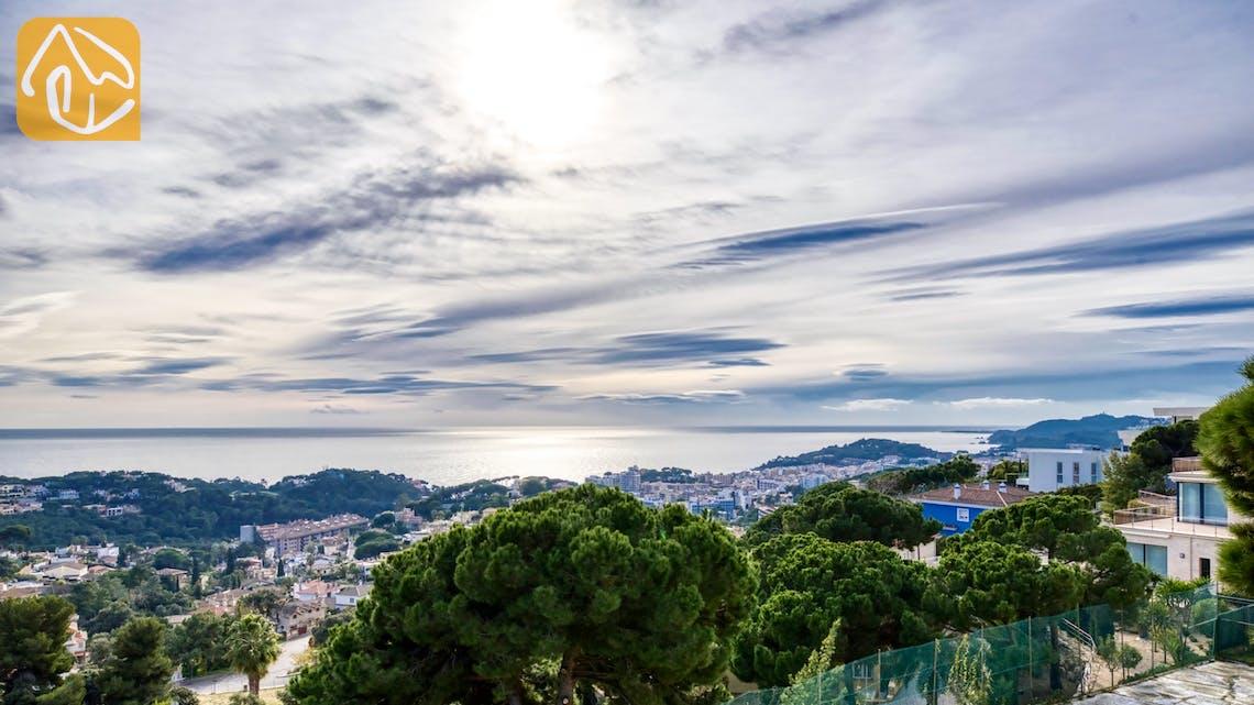 Vakantiehuizen Costa Brava Spanje - Villa Soraya - Eén van de uitzichten