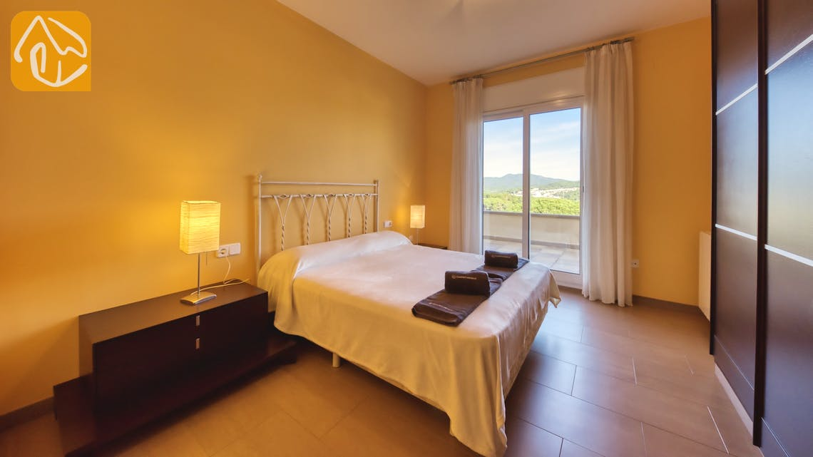 Vakantiehuizen Costa Brava Spanje - Villa Picasso - Slaapkamer