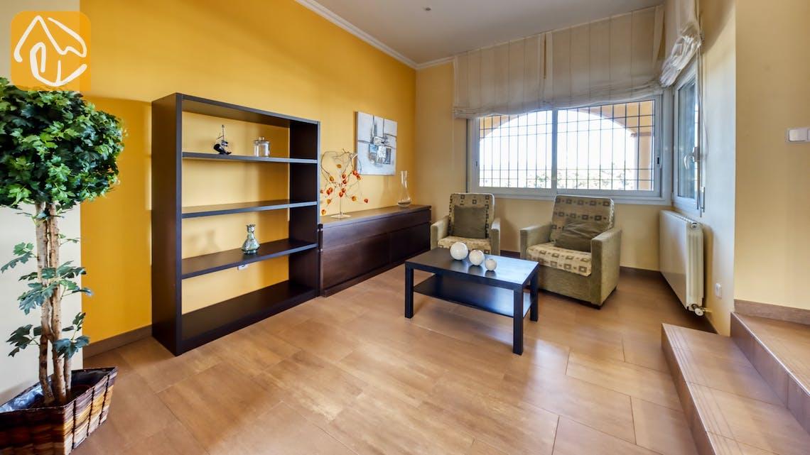 Casas de vacaciones Costa Brava España - Villa Picasso - Salón