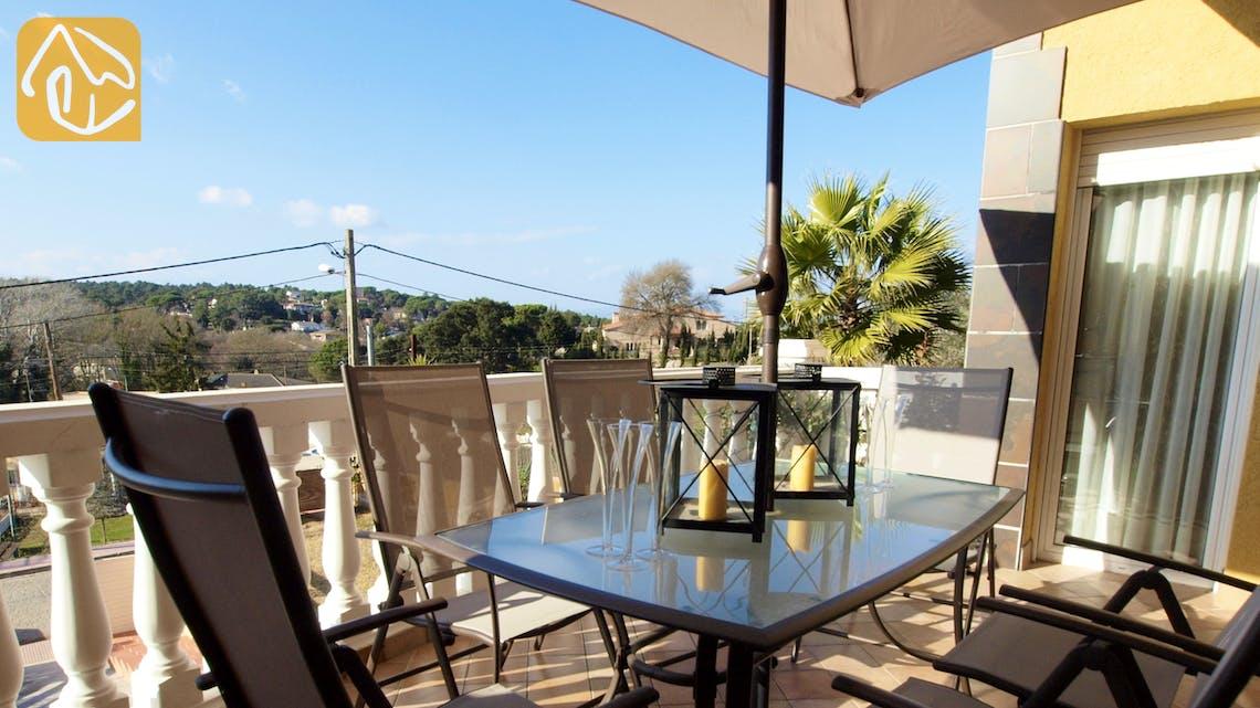 Villas de vacances Costa Brava Espagne - Villa Yinthe - Villa dehors