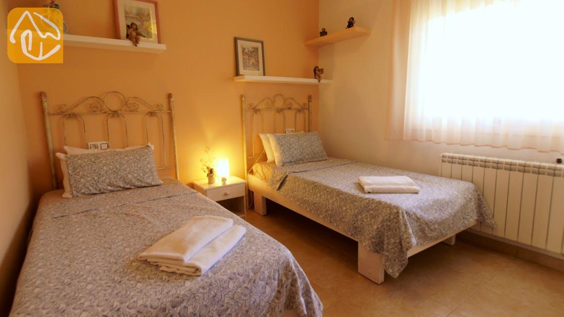Ferienhäuser Costa Brava Spanien - Villa Yinthe - Villa Außenbereich
