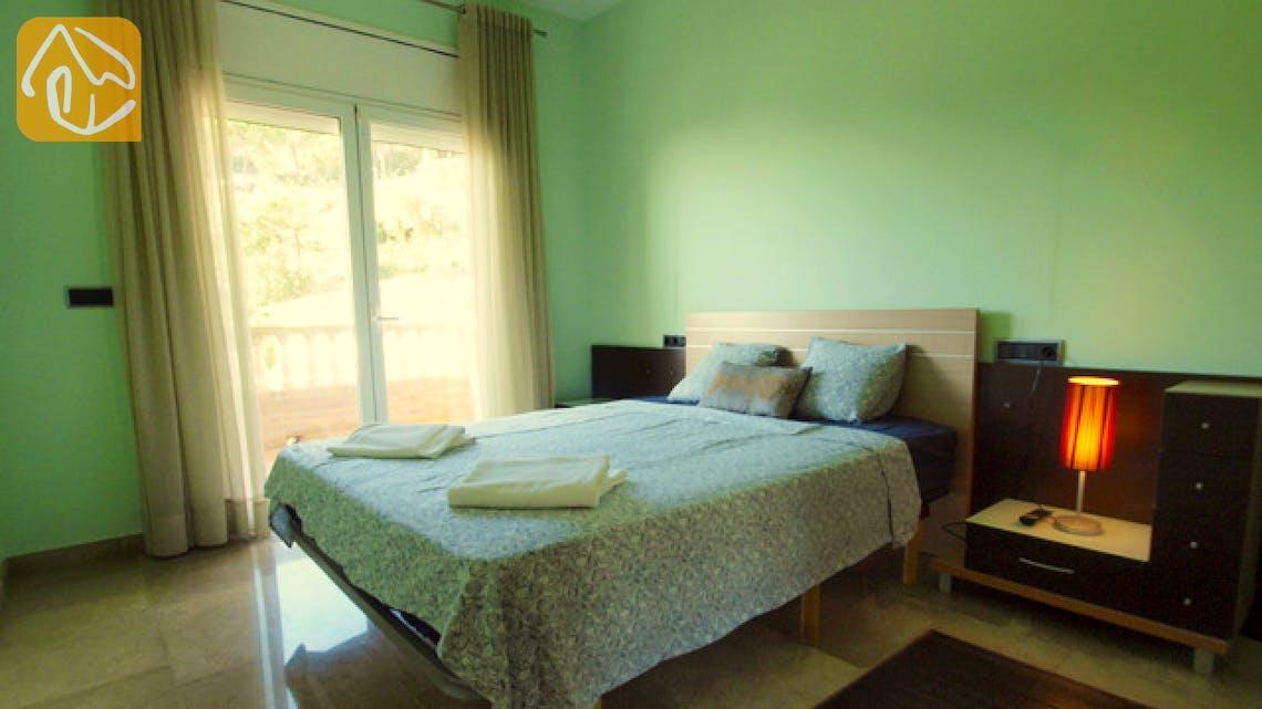 Vakantiehuizen Costa Brava Spanje - Villa Chinchilla - Terras