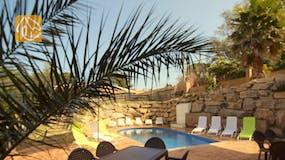 Holiday villas Costa Brava Spain - Villa Chinchilla - Terrace