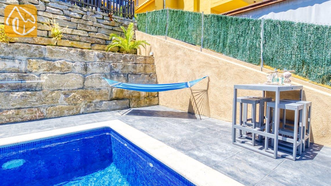 Casas de vacaciones Costa Brava España - Villa Fransisca - Afuera de la casa