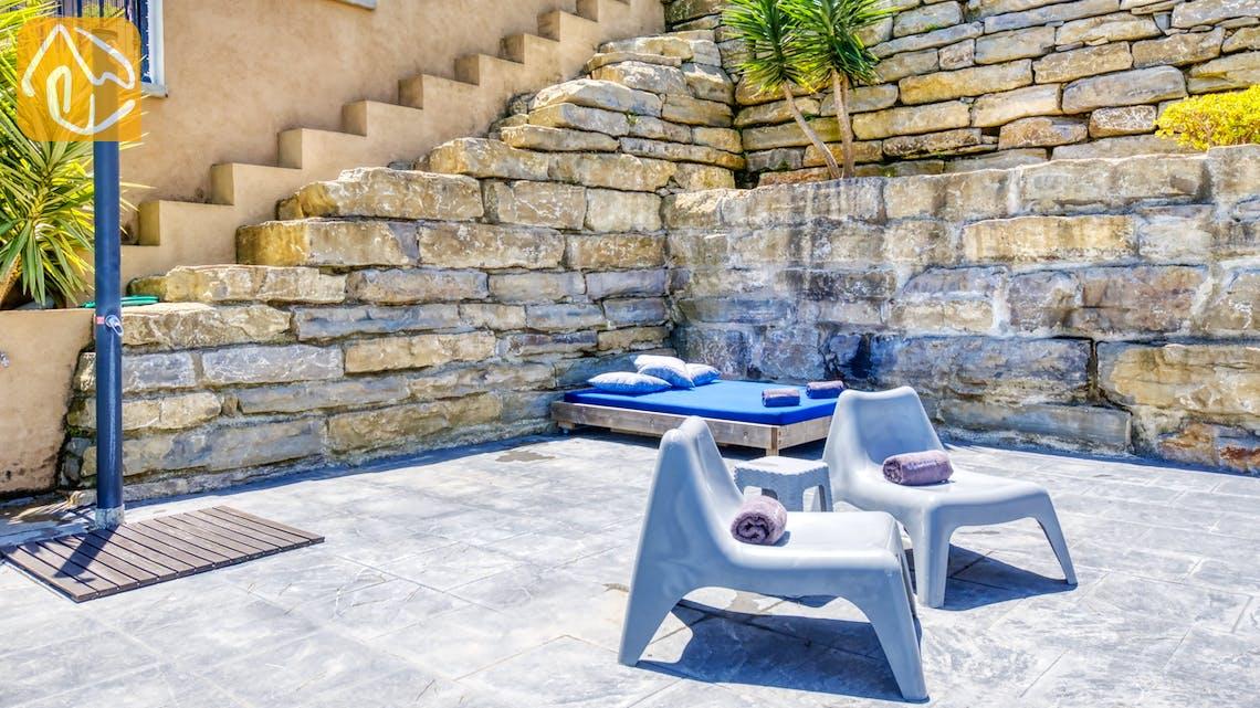 Ferienhäuser Costa Brava Spanien - Villa Fransisca - Romantischer Ort